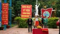 Trường THCS Kim Đồng tổ chức kỷ niệm 75 năm ngày thành lập Quân đội nhân dân Việt Nam và 30 năm ngày hội Quốc phòng toàn dân
