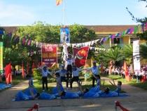 Lễ khai giảng năm học 2014 - 2015